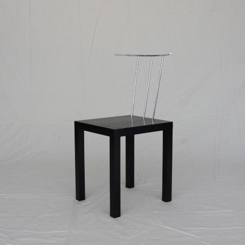 shiro kuramata 倉俣 史朗 chair for kiyotomo lighting art gallery